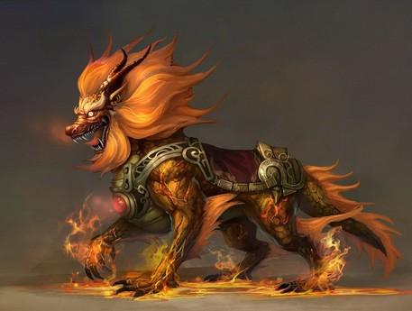 其他神獸 - 中國神獸