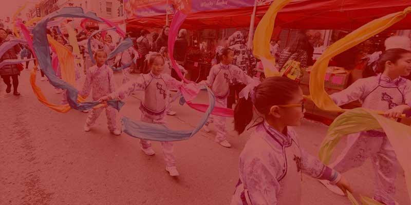 Community Fair – Chinese New Year Parade