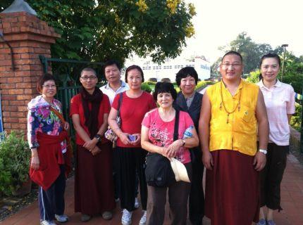 5 Lumbini Sacred Garden