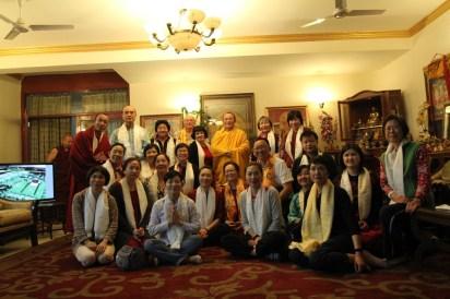 GroupWithTieSituRinpoche