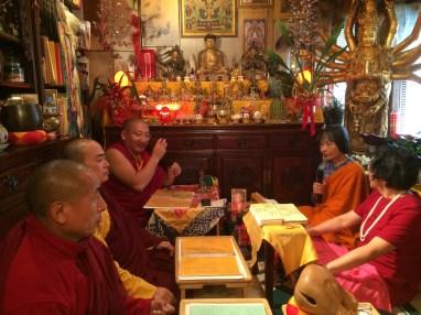 Khenpo Teaching