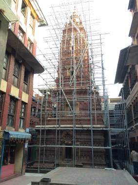 10K Buddha Stupa Repair