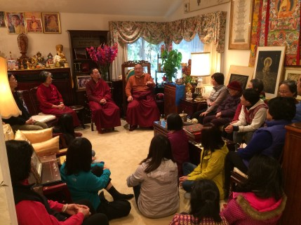 Khenpo Teaching