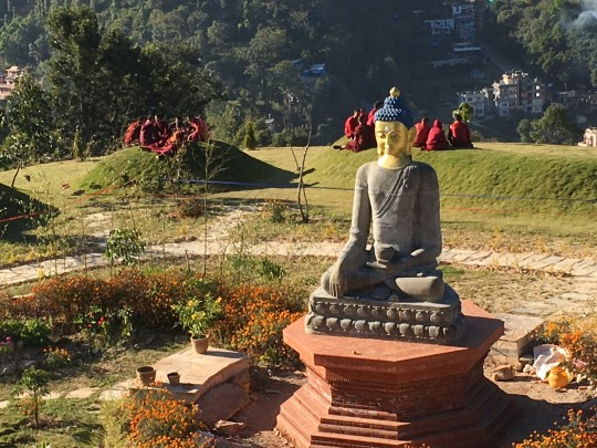 new-garden-site-at-monastery