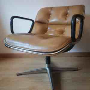 Fauteuil knoll Charles Pollock 1973