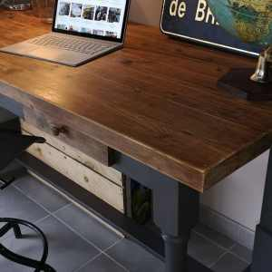 Bureau ou Table de ferme