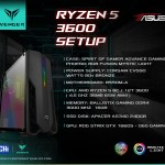 Config Ryzen 5 3600