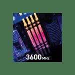 Crucial Ballistix RGB 16GB DDR4-3600 MHz