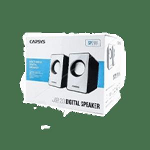 Capsys SP208 USB2.0-3.5mm