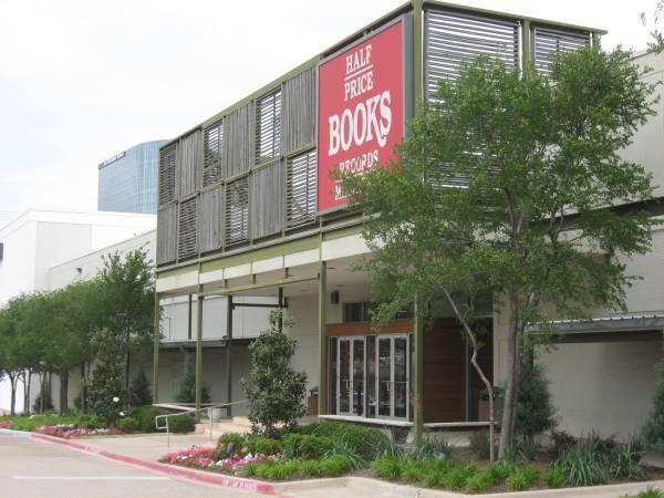 Half Price Books Dallas Northwest Highway