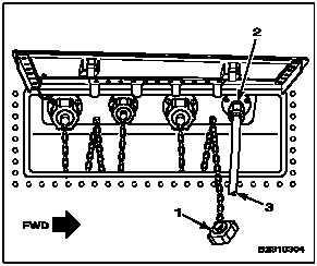 POWER SERVICE UTILITY HYDRAULIC SYSTEM RESERVOIR