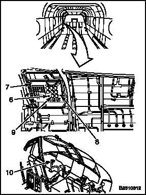 1-60 POWER SERVICE NO. 1 FLIGHT CONTROL HYDRAULIC SYSTEM