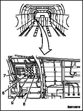 1-60.1 POWER DRAIN NO. 1 FLIGHT CONTROL HYDRAULIC SYSTEM