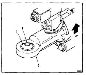 INSTALL ROTARY-WING BLADE SHOCK ABSORBER INBOARD BEARING