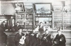 Burrel Saloon - Chinook, Montana