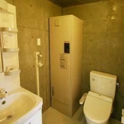 賃貸住宅洗面・トイレ
