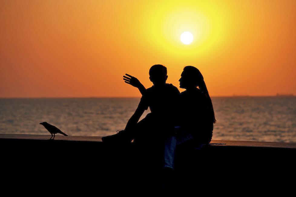 Young Indian Couple, Mumbai, Bombay, India