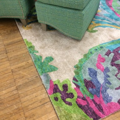 Find area rugs