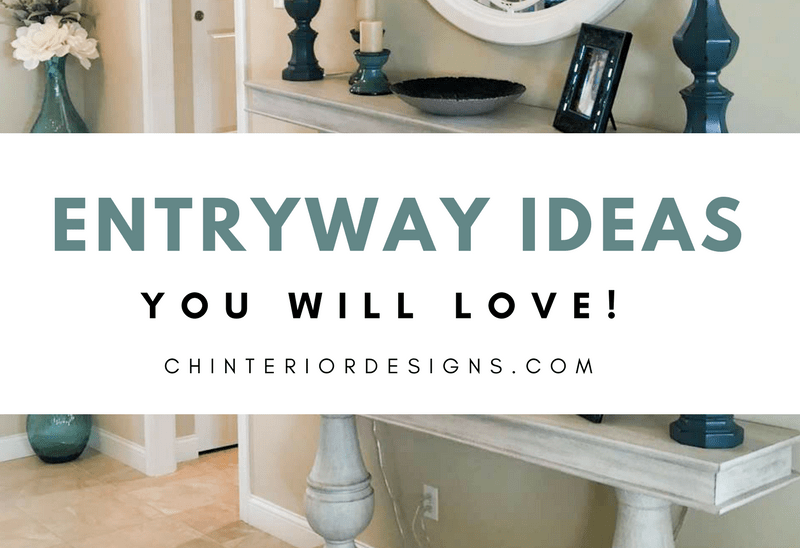 Entryway Ideas You Will Love!