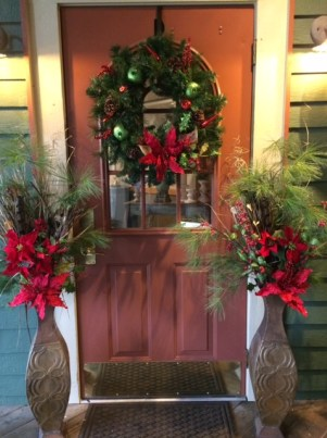 Holiday Entry Ways