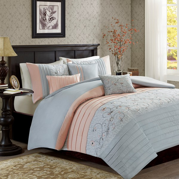 bedding-ensemble-bedspread-comforter-blush-grey