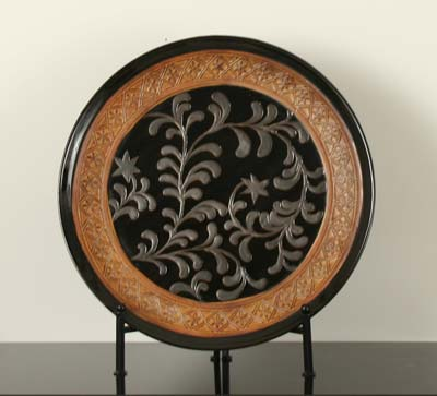 charger-black-brown-home accessory