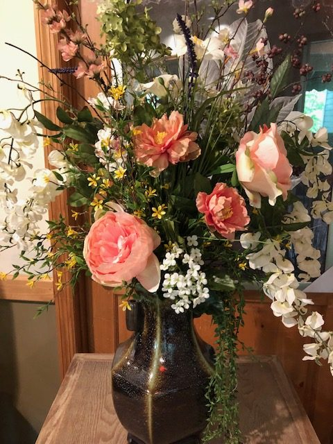 we provide custom floral designs
