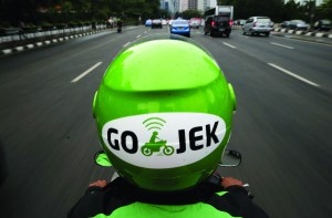 A co tam w Indonezji? Go-Jek!