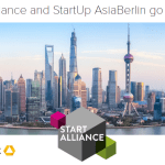 Inicjatywa miasta Berlina: Start Alliance and StartUp AsiaBerlin go China