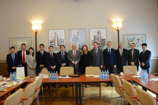 Nanjing University of Aeronautics and Astronautics i Politechnika Warszawska