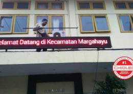 Running Text Kecamatan