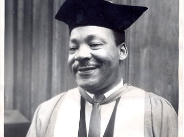 Chi's speech on Martin Luther King at Newcastle University