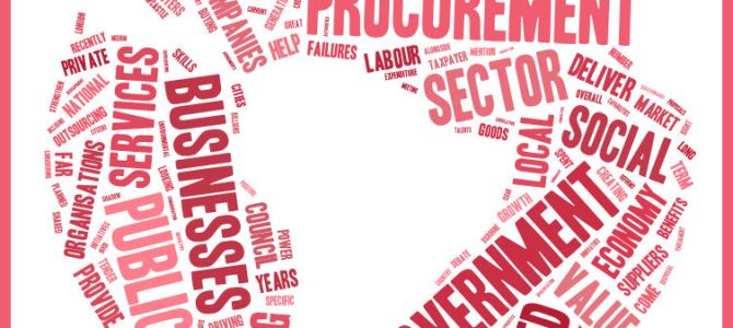 Re-shaping public procurement to deliver key social and economic objectives