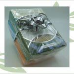 Cadeauverpakking - Folie met strik