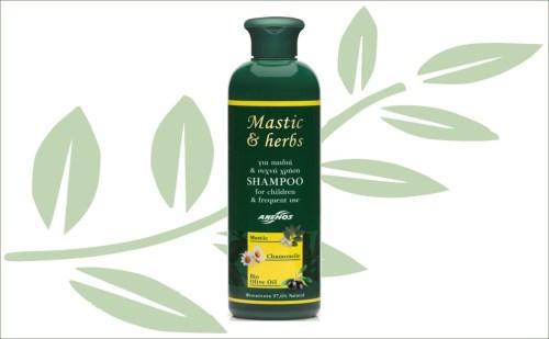 Milde shampoo