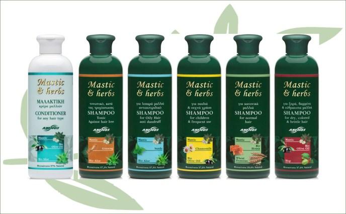 Natuurlijke haarverzorging met Mastiek