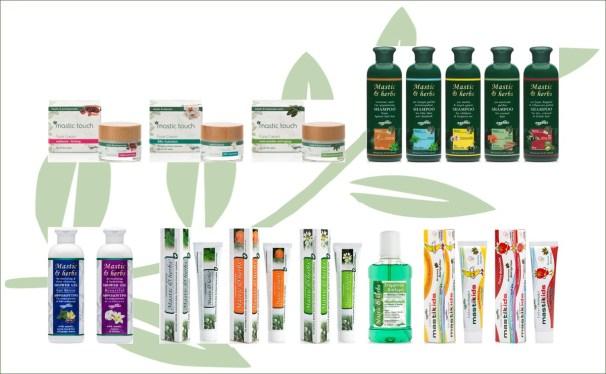 Natuurlijke verzorgingsproducten