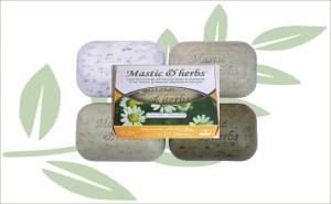 Natuurlijke zeep olijfolie en kamille