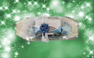 Kerstcadeau zeealgen zeep