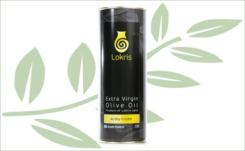 Lokris extra-virgin olijfolie 1 liter