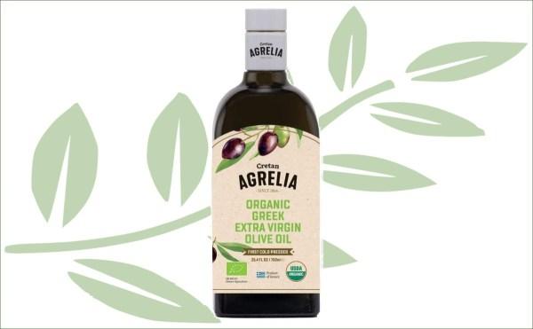Agrelia bio extra vergine olijfolie 750 ml