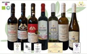 Griekse wijn bij Chiosmastiek