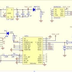 Ps2 Controller To Usb Wiring Diagram Intermediate Light Switch Uk Ublox Neo-6m Gps Module Aircraft Flight Arduino Mwc Imu Apm2 | Chiosz Robots