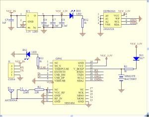 Ublox NEO6M GPS Module Aircraft Flight Controller Arduino