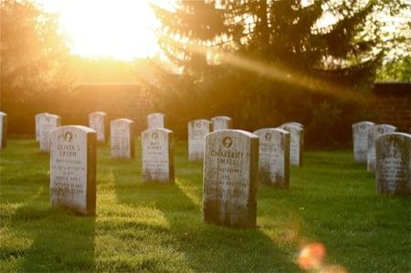 Gettysburg_at_dusk