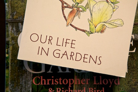 our life in gardens