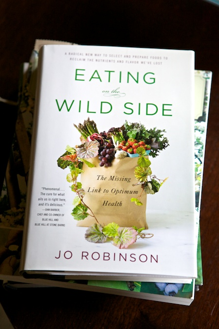 Eating on the Wide Side Book 1