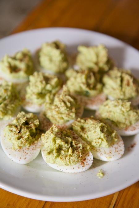 hard boiled eggs 3