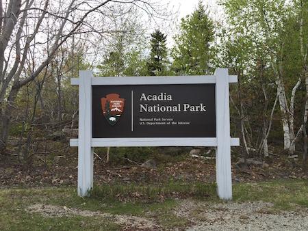 biking in Acadia 3