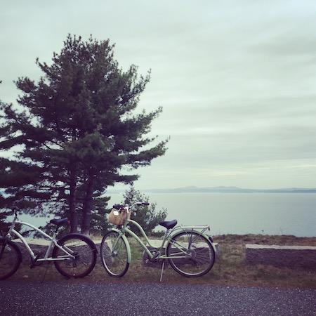 biking in Acadia 5